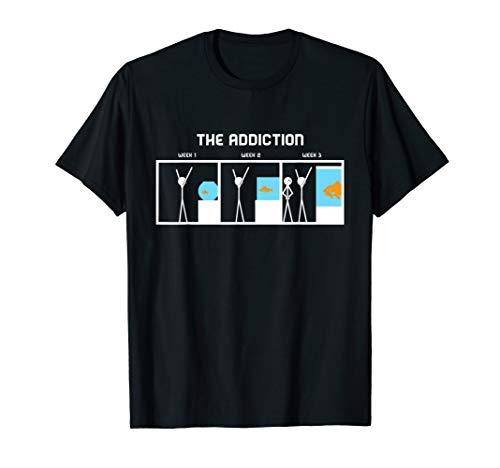 Aquarium shirt | The addiction