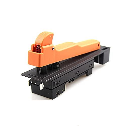 Interruptor de disparador de repuesto para amoladora angular de aire compatible con Bosch GWS20-230