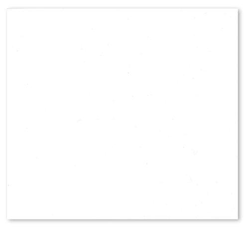 サンフェルト ハードフェルト 18×20cm col.701 白