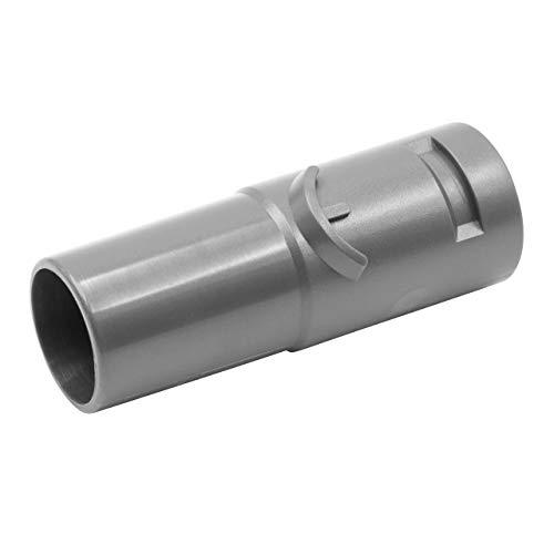 vhbw Staubsauger Adapter Dyson Anschluss auf 32mm passend für Dyson DC28, DC29, DC30, DC31, DC32, DC33, DC34, DC35, DC36, DC37, DC38 Schlauchadapter