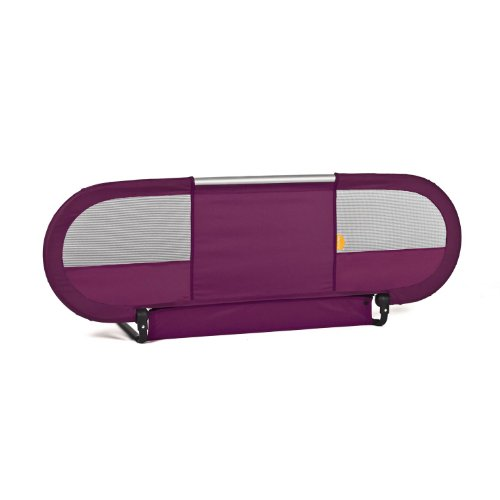 Babyhome Side - Barrera de cama, color violeta