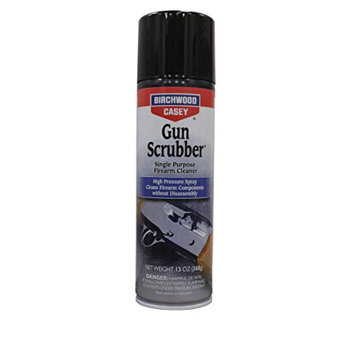 Birchwood Casey Gun Scrubber Single Purpose Firearm Cleaner, 13-Ounce