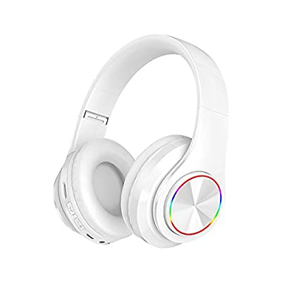 Amazon - Save 80%: Wireless Bluetooth Headphones with Noise Cancelling Over Ear Stere…