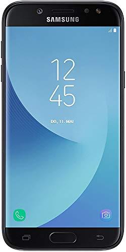 Samsung Galaxy J5 Dual-SIM Smartphone (Mit Branding, 16 GB Speicher) schwarz