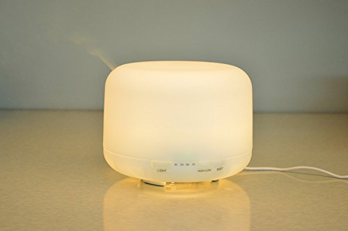 SoHome 500ML Aromatherapy Essential Oil Cool Diffuser It is very popular M Popular products Electric