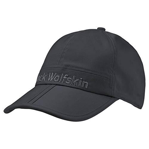 Jack Wolfskin Huntington Kappe Unisex, Phantom, ONE Size