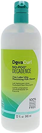 DevaCurl No-Poo Decadence, 32 oz