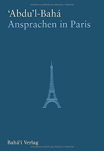Ansprachen in Paris
