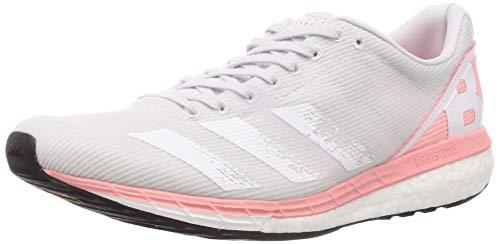 Adidas Adizero Boston 8 Women dash grey/cloud white/glory pink