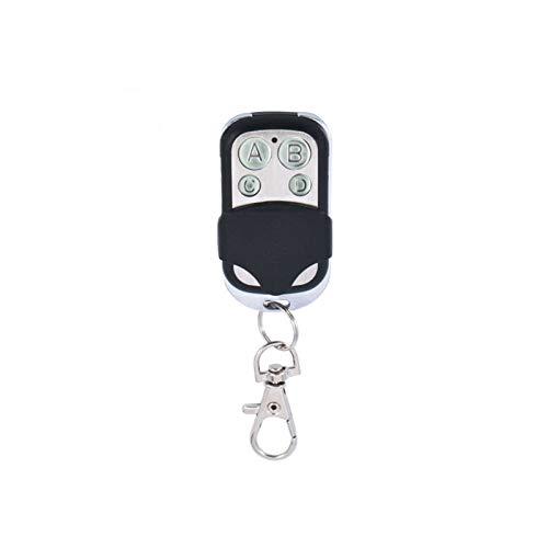 ZSGG - Llavero con mando a distancia (433 MHZ), duplicador de control...