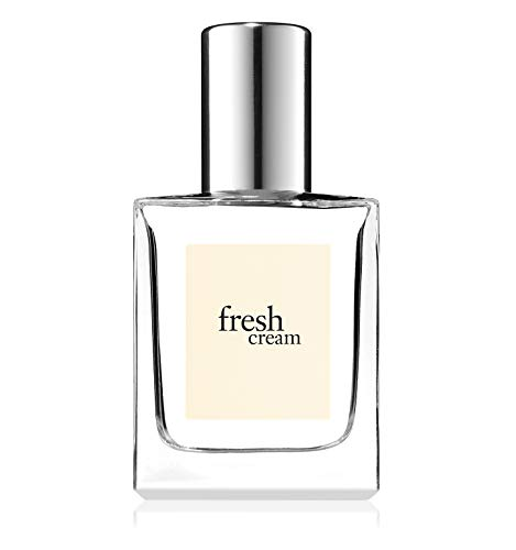 philosophy fresh cream eau de toilette, 0.5 oz