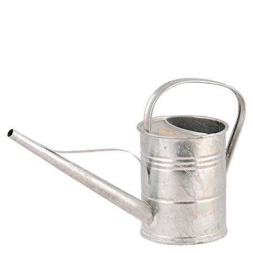 Plint Vintage Home Annaffiatoio Watering Can Metallo Zinco 1,5 litri