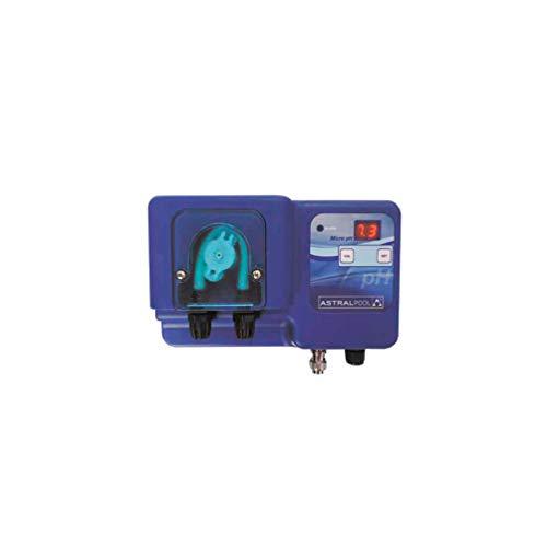 Régulation et Traitement Pour Piscine pH et Chlore - Micro pH de Astralpool