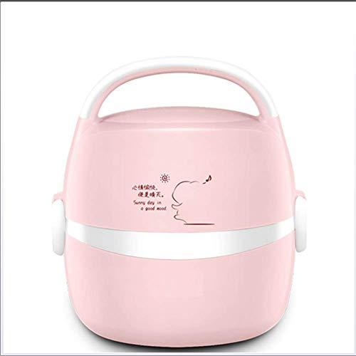DIOI Egg Cooker, eierdamp, 1,3 l, multifunctioneel, 220 V, rijstkoker, draagbaar, lunchbox met tafel/tas/maatbeker