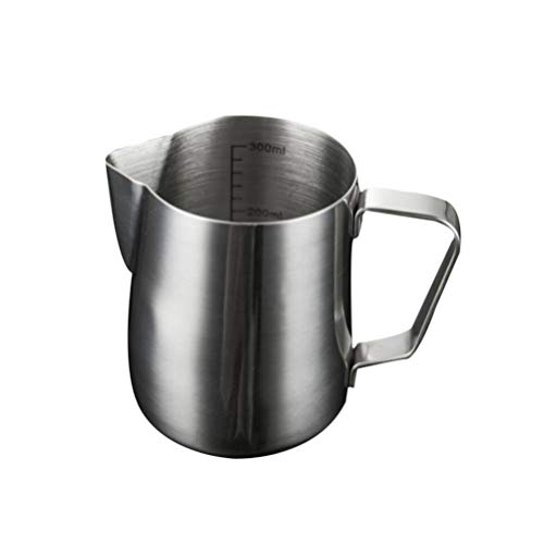 Healifty Candle Making Pouring Pot with Scale and Dripless Pouring Spout Wax Melting Pot Candle Making Supplies 300ml