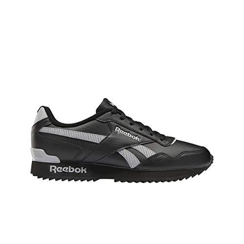 Reebok Royal Glide RPLCLP, Zapatillas de Running Hombre, NEGRO/PUGRY4/NEGRO, 45 EU