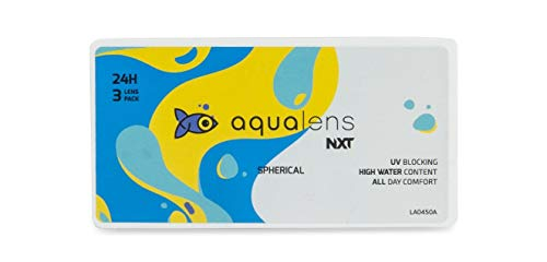 Aqualens 24 H NXT Monthly Disposable Contact Lens (3 Lens/Box) (-2.75)