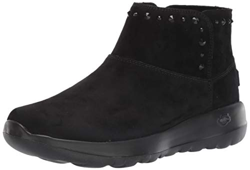 Skechers Damen 15510 On The Go Joy - Star Glam Boots weich gepolstert GOGA-MAT, Groesse 39, schwarz