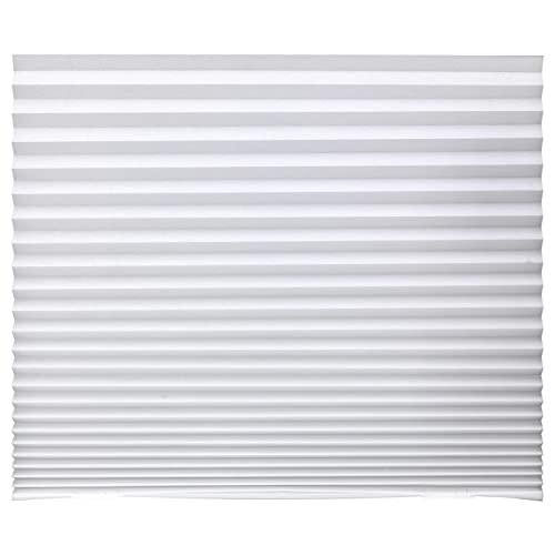 Ikea 202.422.82 SCHOTTIS-Estor Plegable (90 x 190 cm), Color Blanco, No, 90 x 190cm