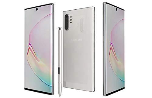 Samsung Galaxy Note 10, 256GB, Aura White - Fully Unlocked (Renewed)