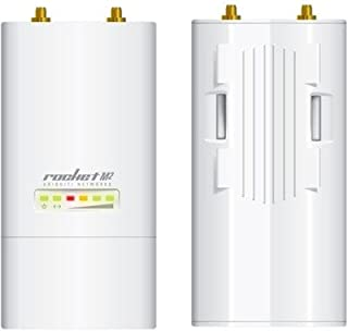 Ubiquiti ROCKETM2 2.4GHz Hi Power 2x2 MIMO AirMax TDMA BaseStation