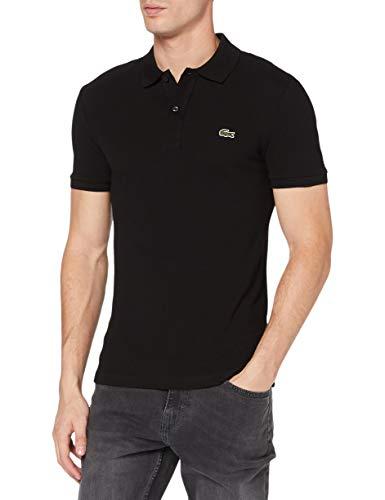 Lacoste Herren Polo T-shirt Ph4012, Schwarz (Noir), Small (Herstellergröße: 3)