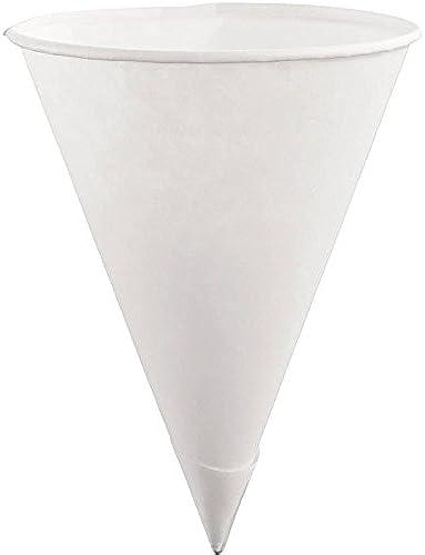 las mejores marcas venden barato 5000 conos conos conos de papel reciclado para agua fría.  el precio más bajo