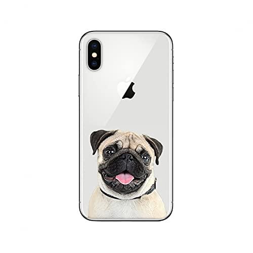 KBFHD para iPhone 7 8 6 6S Plus 5S SE X XR XS MAX Funda de TPU Suave para iPhone 11 Pro MAX Funda para teléfono Queen Super Mama Coque Fundas