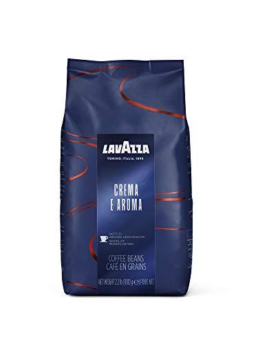 Lavazza Crema e Aroma Coffee Beans (1kg)