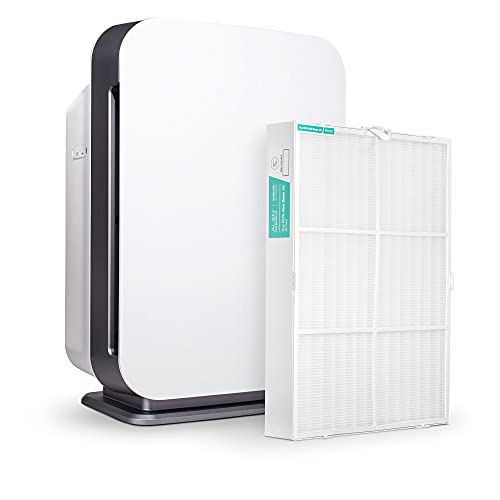 Alen BreatheSmart 75i Large Room Air Purifier,...