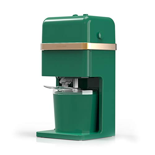 For Sale! Ice Cream Machine, Household Small Automatic Smoothie Ice Machine, Ice Cream Ice Cream Mac...