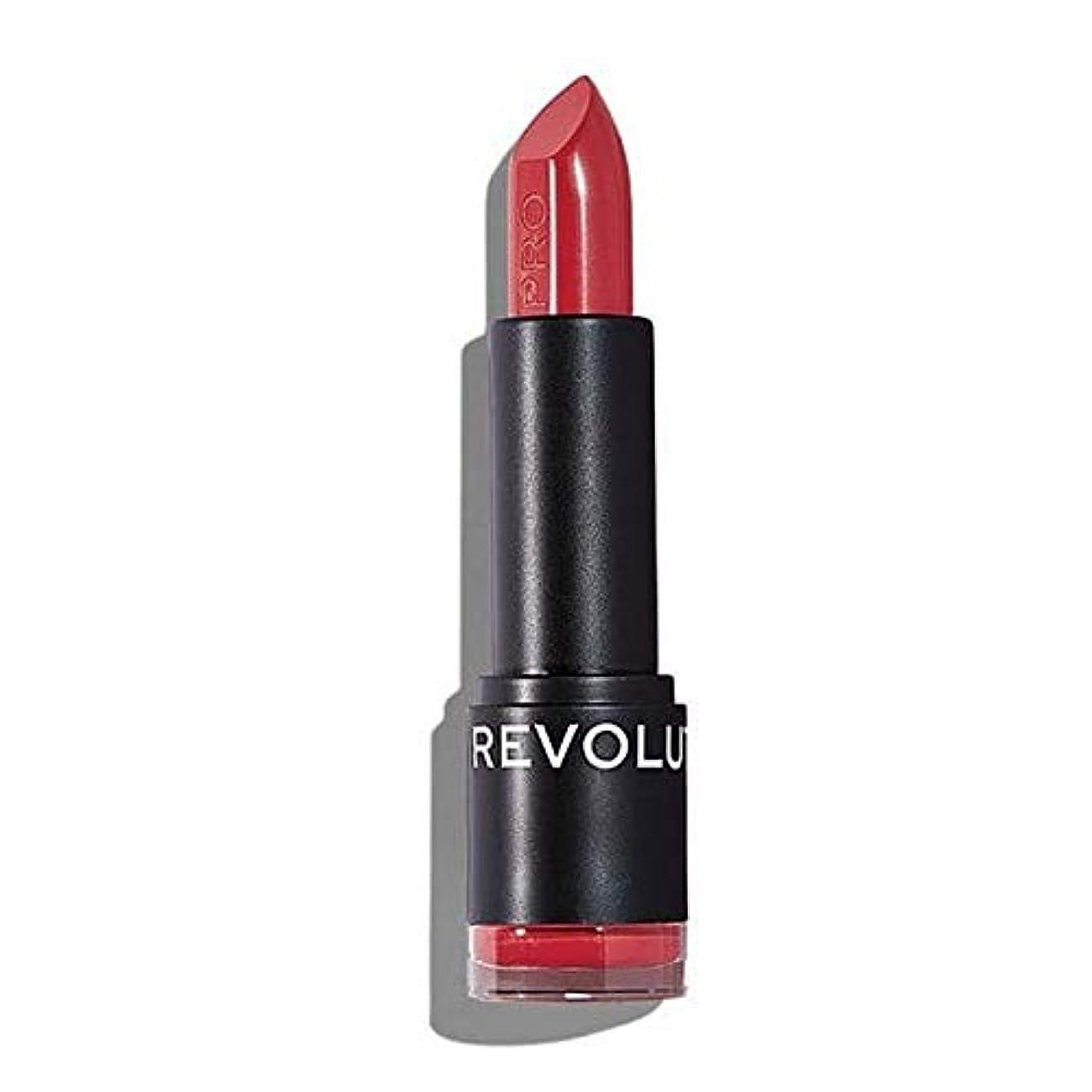 ダーベビルのテススマイル鯨[Revolution ] 革命プロ最高の口紅の論争 - Revolution Pro Supreme Lipstick Controversy [並行輸入品]