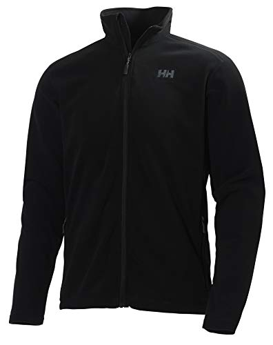 Helly Hansen Herren Daybreaker Fleece Jacket Fleece-jacke, Schwarz (Black), XL