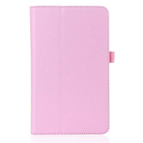 Case P10 10.1 - Funda de piel sintética para Lenovo Tab P10 TB-X705F TB-X705L (10,1'), color rosa