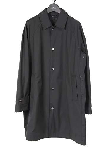 [タトラス] コート R-LINE JESOLO ロング丈 ステンカラー コートMTA19S4604 ブラック メンズ 4