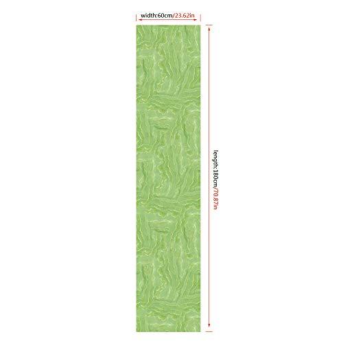 Dikke waterdichte PVC imitatie marmer patroon Sticker behang zelfklevende behang vensterbank kast kast tafel meubels renovatie