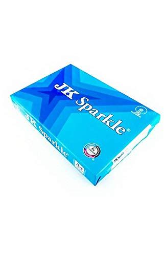 JK SParkle Copier Paper - A4 Size, 70 GSM 500 Sheets Ream