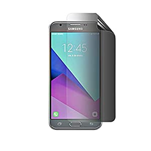 Celicious Privacy 2-Way Anti-Spy Filter Screen Protector Film Compatible with Samsung Galaxy J3 (2017)