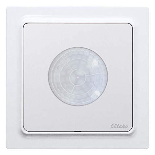 Eltako Funk-Bewegungssensor FB55B-wg reinweiß glänzend Bewegungsmelder-Sensor 4010312321003