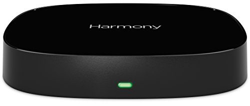 Logitech Harmony Home Hub Extender for Control of ZigBee and Z-Wave Home Automation Devices