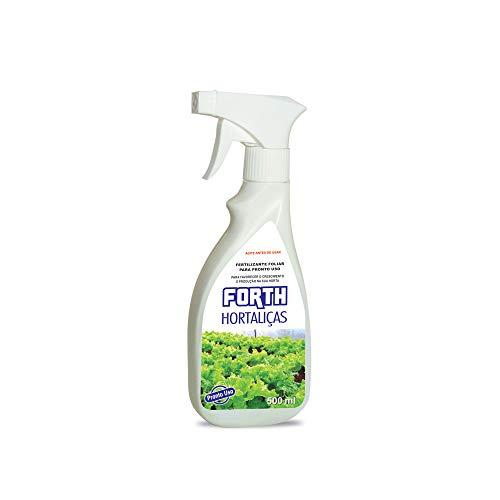 Fertilizante Adubo Forth Hortaliças Liquidos PU 500 Ml- Frasco