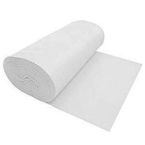 BlueArrowExpress Classic Craft Felt - a Polyester Fiber - Cut it, Glue it, sew it, wash it - Cuts Cleanly Ideal for Home, School, Camp, Stencils - Pennant Felt - 1 yd x 36'
