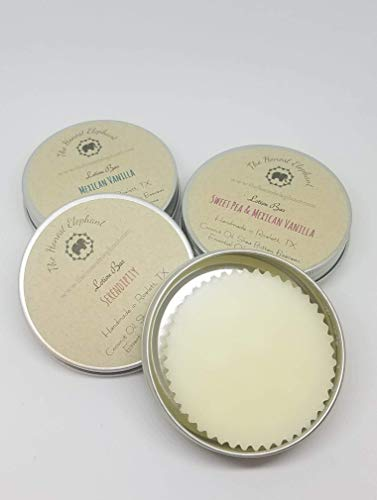 The Honest Elephant All Natural, Bee Free, Extra Moisturizing Lotion Bar with Vitamin E - Lacey Rose