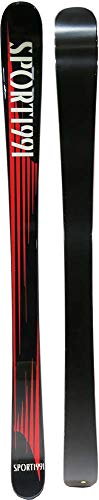 SPORT1991ツインチップスキーショートスキー板WTMSK107X/BLACK(120cm)