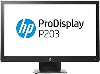 """HP Pro Display P203 20"""" LED Monitor"""