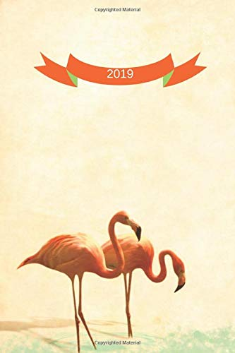 2019: Planner - 12 Months - 1 Day per Page - January 2019 to...