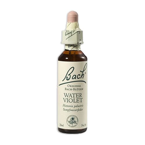BACHBLUETEN Water Violet Tropfen, 20 ml