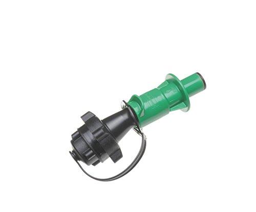 hünersdorff GmbH 819801 Système de Remplissage de sécurité pour carburan, Schwarz-grün Kettenhaftöl