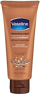Vaseline Intensive Care Cocoa Radiant Lotion 3 ounces