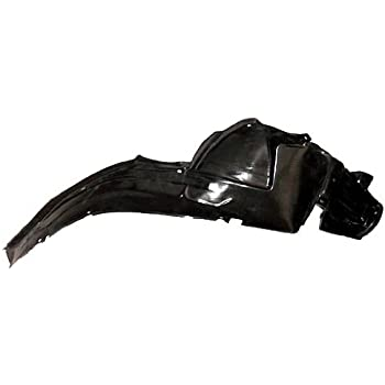 Sherman Replacement Part Compatible with SUBARU IMPREZA Driver Side Front fender inner panel Partslink Number SU1248101